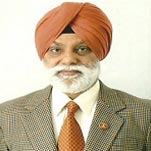 Air Marshal (Retd.) P. S. Bhangu